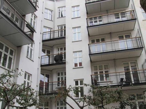 Frejasgade 15 og Thorsgade 76 – København N.