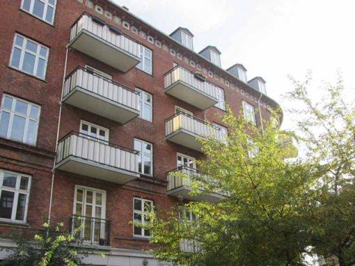 Dybbølsgade 14 / Sommerstedgade 29  – Kbh. V.
