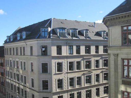 Oehlenschlægersgade 33 – København V.